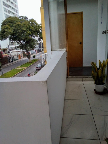Habitación Entrada Independiente Baño Exclusivo Av. Brasil