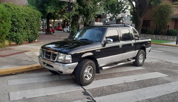 Ford Ranger 2,8 L - 4x4 Limited - Impecable - Barra - Faros