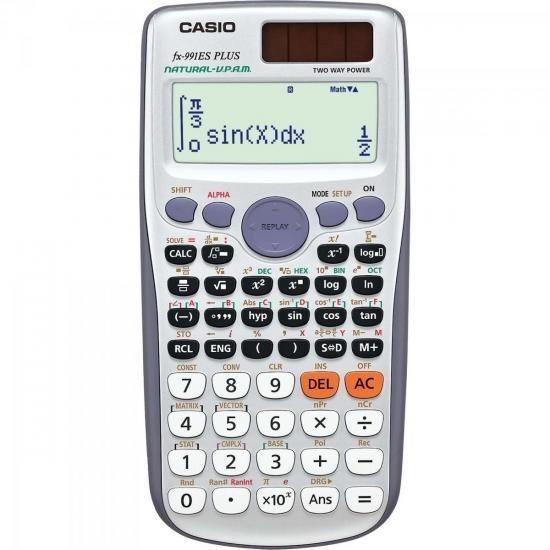 Calculadora Científica Fx-991es Plus Casio