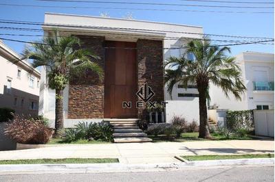 Casa Residencial À Venda, Tamboré, Santana De Parnaíba. - Ca0021