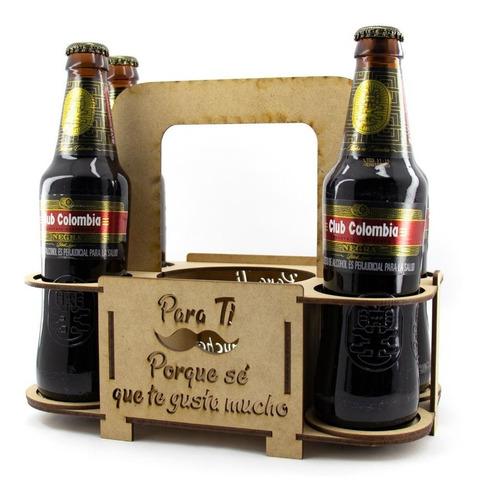 Ancheta Cervecera 4 Puestos Mader - Unidad a $13900