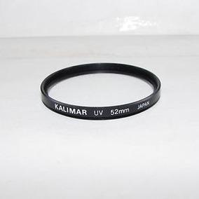 Filtros Para Lentes Kalimar 52mm Uv Ultravioleta