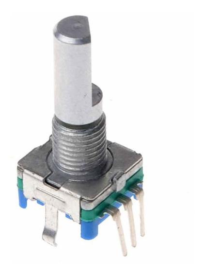 Encoder Rotativo Ec11 Rotary Sensor Arduino Pic - 0053