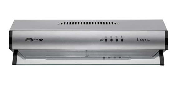 Spar Purificador Libero - Acero - 2 Motores - Luces Led