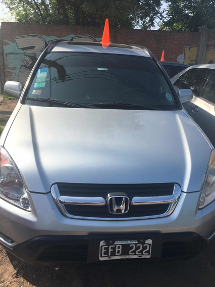 Honda Cr-v 2.4 4x4 Ex-l At 2003