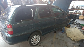 Fiat Palio Weekend 99 Para Retirada De Peças