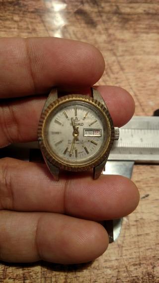 Relógio Antigo Seiko 21 Jewels Leia Descrição