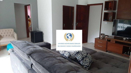 Chácara Com 4 Dormitórios À Venda, 1800 M² Por R$ 1.500.000,00 - Loteamento Chácaras Vale Das Garças - Campinas/sp - Ch0033