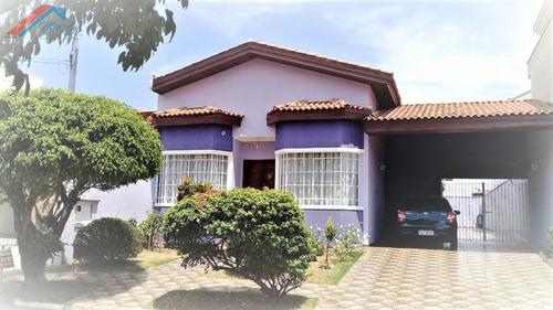 Casa A Venda No Bairro Jardim Ibiti Do Paço Em Sorocaba - - Ca 048-1