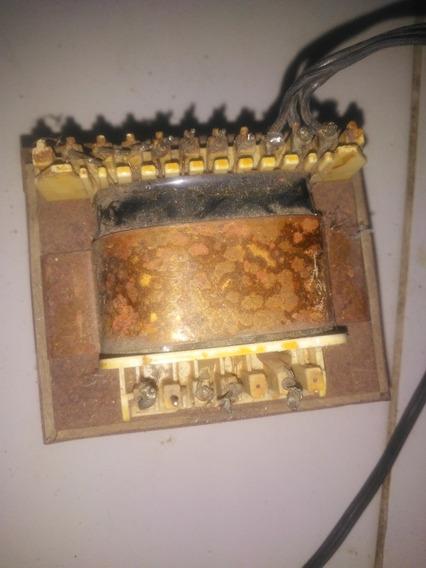 Transfomador Para Amplicador Ou Potência 20 Ampéres