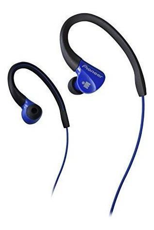 Imagen 1 de 4 de Pioneer Ironman Sweatresistant Auriculares Deportivos Azul N