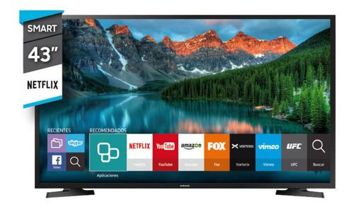 Smart Tv 43  Full Hd Samsung Un43j5290fv