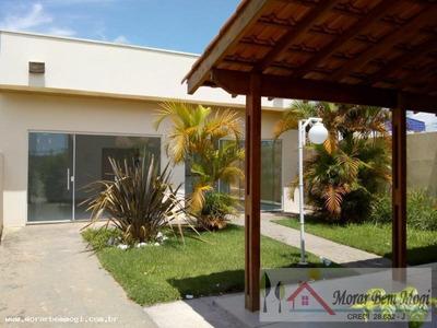 Casa Em Condomínio Para Venda, Parque Olimpico, 3 Dormitórios, 1 Suíte, 2 Banheiros, 1 Vaga - 3195