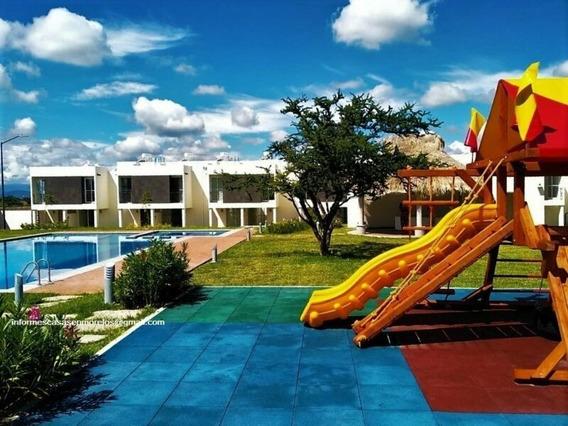 Bonitas Casas Con Alberca Aquasol En Morelos