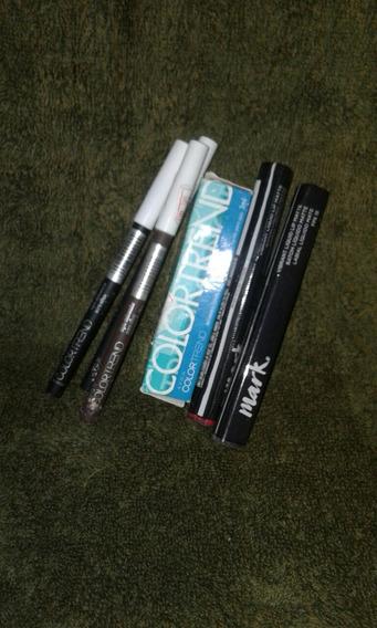 Kit Baton Mark+delineador Líquido+3 Lápis P/olhos