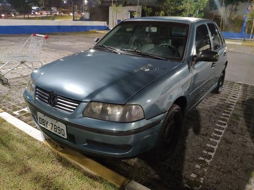 Volkswagen Gol 2000 1.0 8v At 5p Gasolina