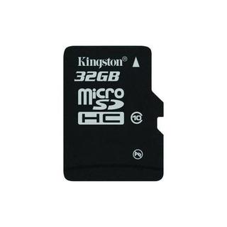 Cartão De Memória Kingston Classe 10 32gb + Adaptador Grátis