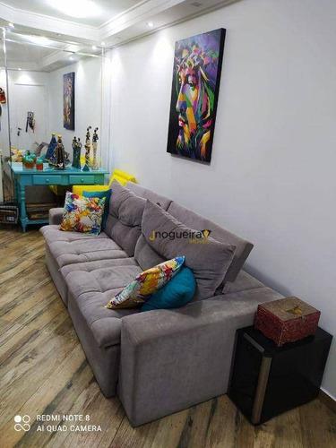 Imagem 1 de 26 de Apartamento 48 M2, 02 Dormitórios À Venda, R$ 318.000 - Jardim Marajoara - São Paulo/sp - Ap5832