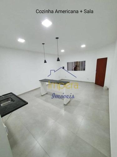 Casa Com 2 Dormitórios À Venda, 150 M² Por R$ 270.000,00 - Jardim Santa Inês Iii - São José Dos Campos/sp - Ca0154