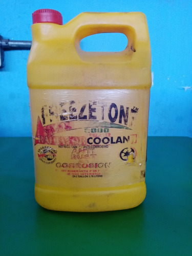 Refrigerante Anticorrosivo Freezetone Rojo 2 Galones 17511