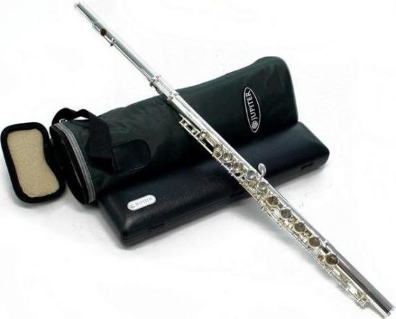 Flauta Traversa Jupiter Jfl-511es C/estuche Rd Music