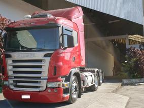 Scania G 380 2009 6x2 Unico Dono
