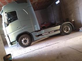 Volvo Fh 520 Ed Ltda Como Nuevo Oportunidad!! 160m Km Reales