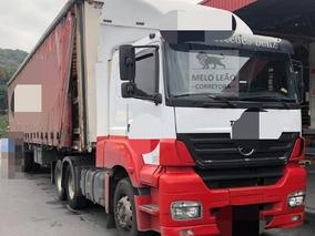 Mb Axor 2544 S -10/10 - Cavalo Truck, Teto Baixo, Pneus Bons