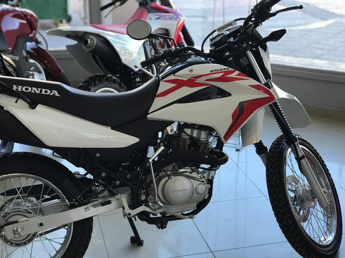 Honda Xr 150l 0km