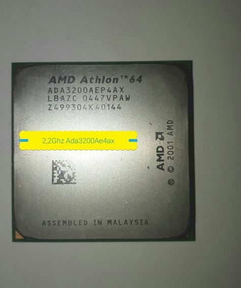 Processador Amd Am2 Sempron 64 Le1150 2,2ghz Ada3200aep4ax