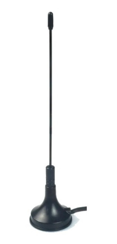 Antena Interna Mini Base Imã  Cabo De 1.5m