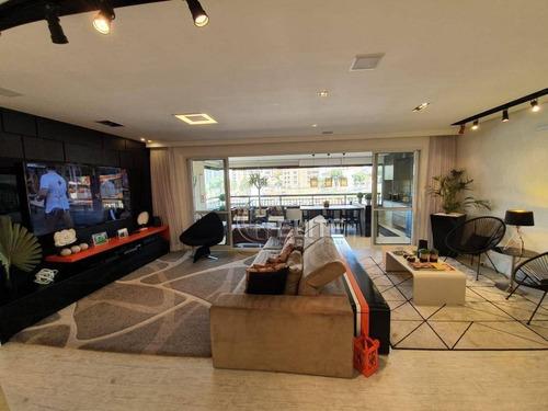 Royale Merit Com 3 Dormitórios À Venda, 162 M² - Vila Gilda - Santo André/sp - Ap8706