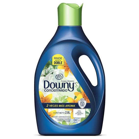 Suavizante Downy Pureza Silvestre Concentrado 2,8 L