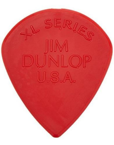 Imagen 1 de 2 de Dunlop - Puas De Guitarra Jazz Iii Xl 24 Unidades