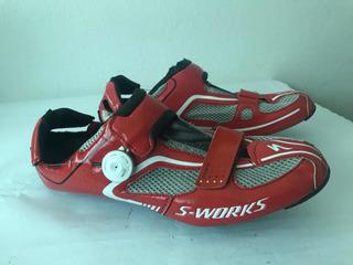 S Works Nr 46 Para Triathlon Solado De Carbono