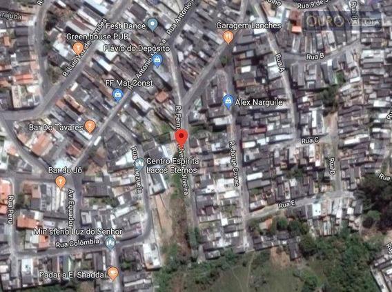 Terreno Residencial À Venda, Jardim Maria Cecília, Ferraz De Vasconcelos. - Te0062