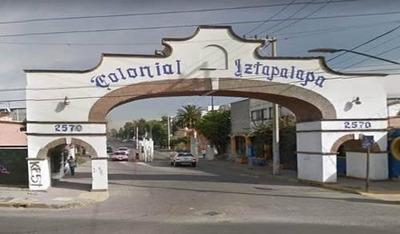 Venta De Casa En Carlos Duplan Maldonado Colonial Iztapalapa