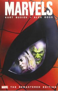 Marvel Ingles - Marvels Tpb - The Remastered Edition - Nuevo