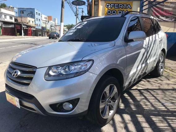 Hyundai Santa Fe 2012 3.3 5l 4wd Aut. 5p