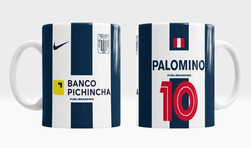 Tazas Personalizadas Del Equipo Alianza Lima Full Color
