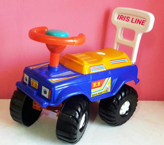 Carros Montables Para Niños Corre Passillos Azul
