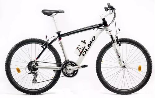 Bicicleta Olmo All Terra Attack Rod 26 Aluminio 27 Vel Negro