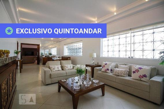 Casa Com 4 Dormitórios E 8 Garagens - Id: 892967102 - 267102