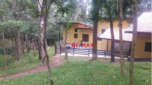 Imagem 1 de 22 de Chácara À Venda, 23500 M² Por R$ 1.845.000,00 - Sousas - Campinas/sp - Ch0091