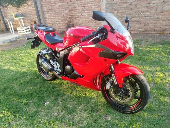 Hyosung Efi Gtr 250cc