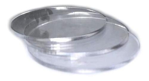 Imagem 1 de 4 de Base Redonda Acrílico Diametro 10cm