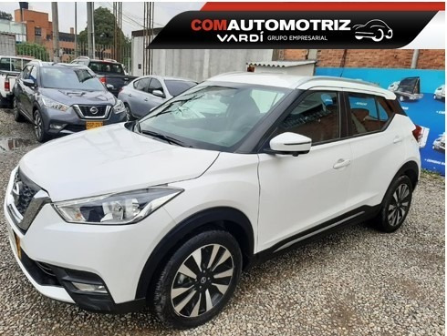 Nissan Kicks Exclusive Id 39560 Modelo 2020