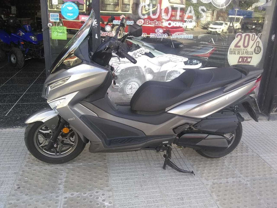 Kymco X Town 250 Inyección Como Nueva Motovega