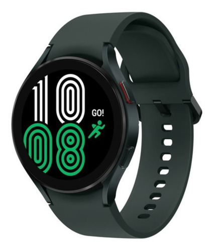 Imagen 1 de 6 de  Smartwatch Samsung Galaxy Watch4 44mm - Sm-r870 Verde