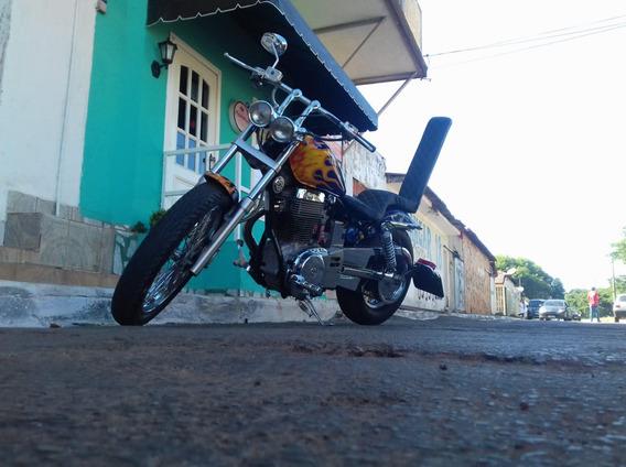 Suzuki Savage Frisco Chopper